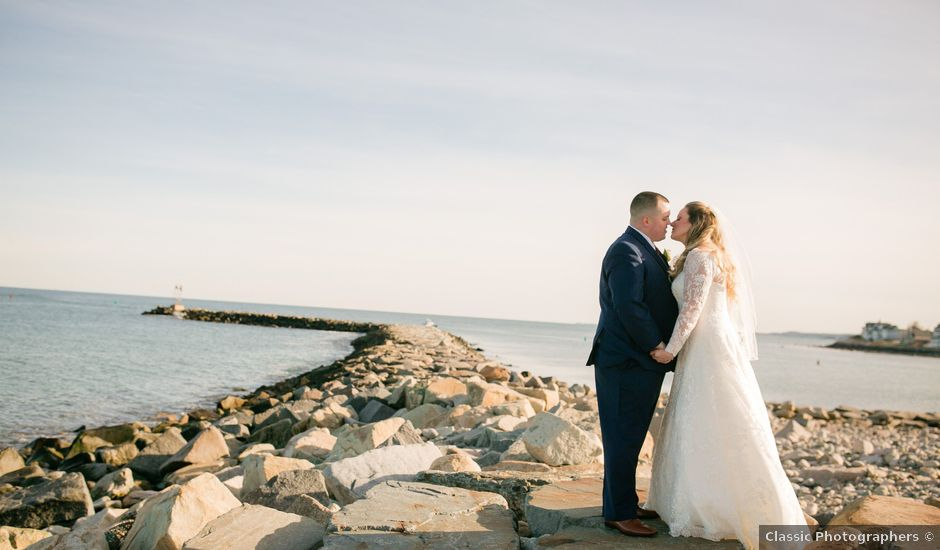 Gregory and Shannon's Wedding in Scituate, Massachusetts