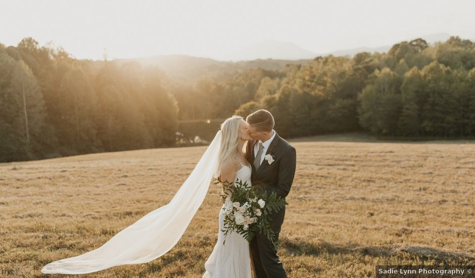 Britanie and Caleb's Wedding in Goode, Virginia