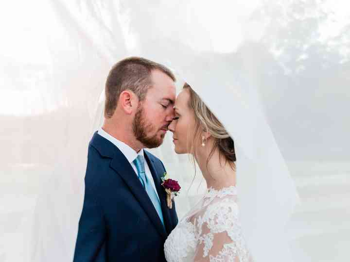 The wedding of Kelsie and Todd