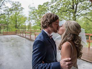 The wedding of Kayla and Greer