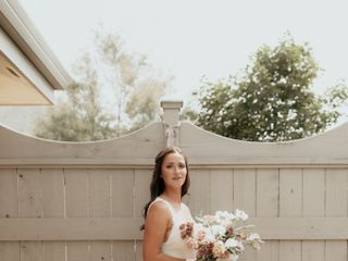 Joe and Brenna's Wedding in Silverton, Oregon 9