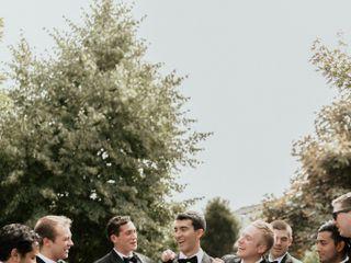 Joe and Brenna's Wedding in Silverton, Oregon 13