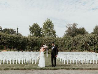 Joe and Brenna's Wedding in Silverton, Oregon 18