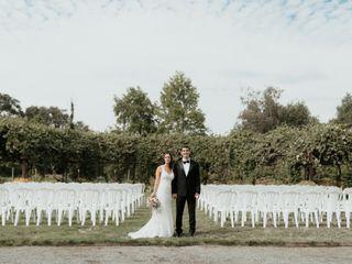 Joe and Brenna's Wedding in Silverton, Oregon 19