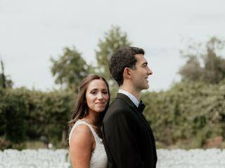 Joe and Brenna's Wedding in Silverton, Oregon 20