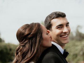 Joe and Brenna's Wedding in Silverton, Oregon 21