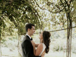 Joe and Brenna's Wedding in Silverton, Oregon 22