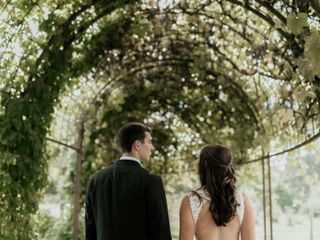 Joe and Brenna's Wedding in Silverton, Oregon 23