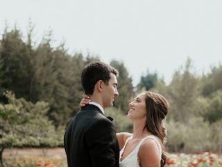 Joe and Brenna's Wedding in Silverton, Oregon 28
