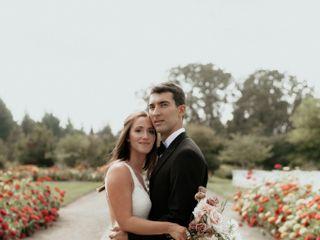 Joe and Brenna's Wedding in Silverton, Oregon 30