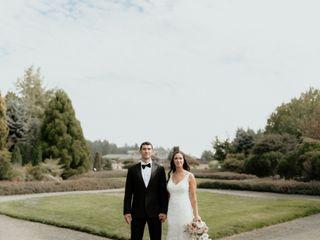 Joe and Brenna's Wedding in Silverton, Oregon 34
