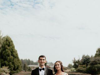 Joe and Brenna's Wedding in Silverton, Oregon 36