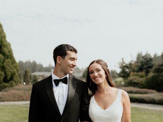 Joe and Brenna's Wedding in Silverton, Oregon 37