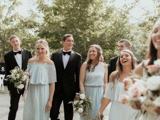 Joe and Brenna's Wedding in Silverton, Oregon 46