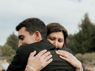 Joe and Brenna's Wedding in Silverton, Oregon 72