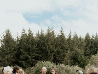 Joe and Brenna's Wedding in Silverton, Oregon 77