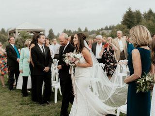 Joe and Brenna's Wedding in Silverton, Oregon 79