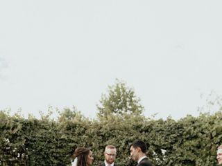 Joe and Brenna's Wedding in Silverton, Oregon 83