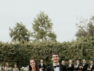 Joe and Brenna's Wedding in Silverton, Oregon 87