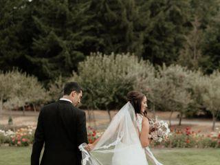 Joe and Brenna's Wedding in Silverton, Oregon 89