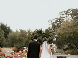 Joe and Brenna's Wedding in Silverton, Oregon 91