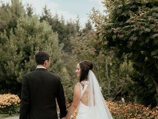 Joe and Brenna's Wedding in Silverton, Oregon 93
