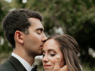 Joe and Brenna's Wedding in Silverton, Oregon 97