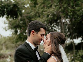 Joe and Brenna's Wedding in Silverton, Oregon 98