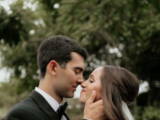 Joe and Brenna's Wedding in Silverton, Oregon 99