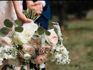 The wedding of Lauren and Matt 2