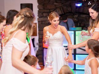 The wedding of Hannah and David 1