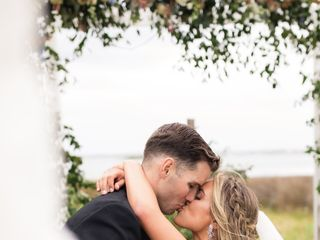 The wedding of Shane and Dixie 1