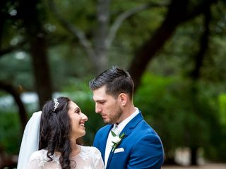 Brittany and Gregory's Wedding in Austin, Texas 17
