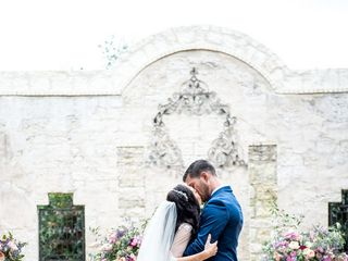 Brittany and Gregory's Wedding in Austin, Texas 14
