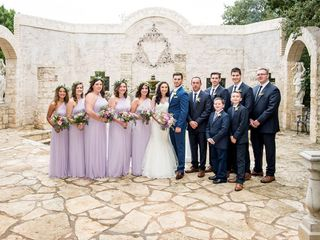 Brittany and Gregory's Wedding in Austin, Texas 16