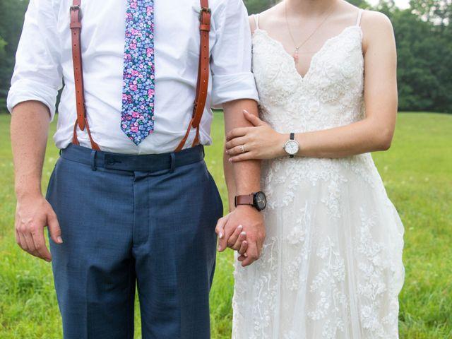 Torin and Anna's Wedding in Dunbarton, New Hampshire 1