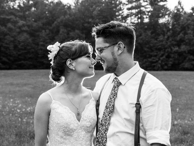 Torin and Anna's Wedding in Dunbarton, New Hampshire 2