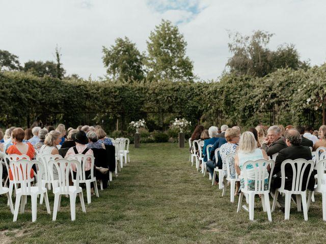 Joe and Brenna's Wedding in Silverton, Oregon 1
