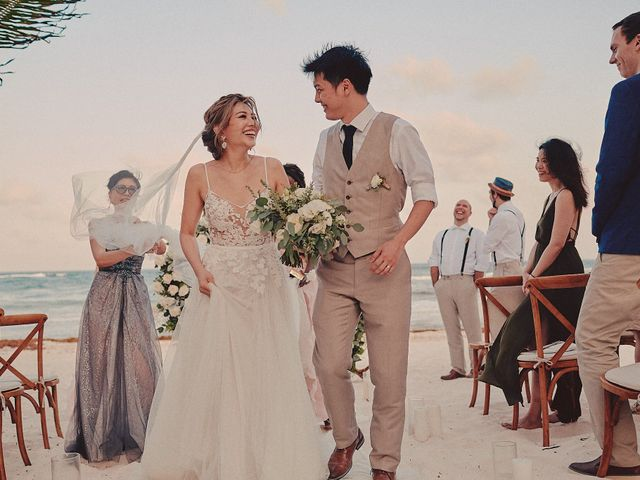 Shane and Catherine's Wedding in Tulum, Mexico 2