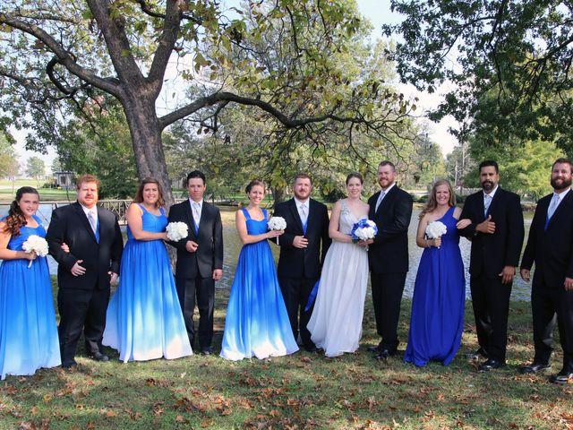 Scott and Heather's Wedding in Pittsburg, Kansas 1