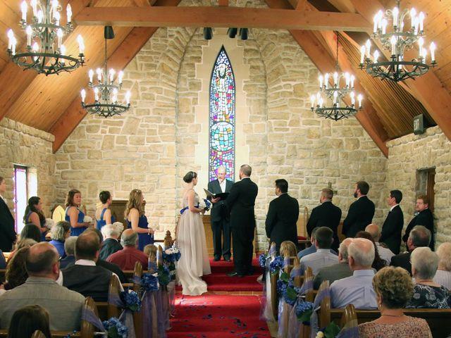 Scott and Heather's Wedding in Pittsburg, Kansas 7
