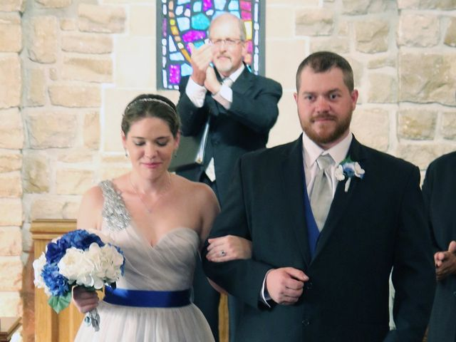 Scott and Heather's Wedding in Pittsburg, Kansas 8