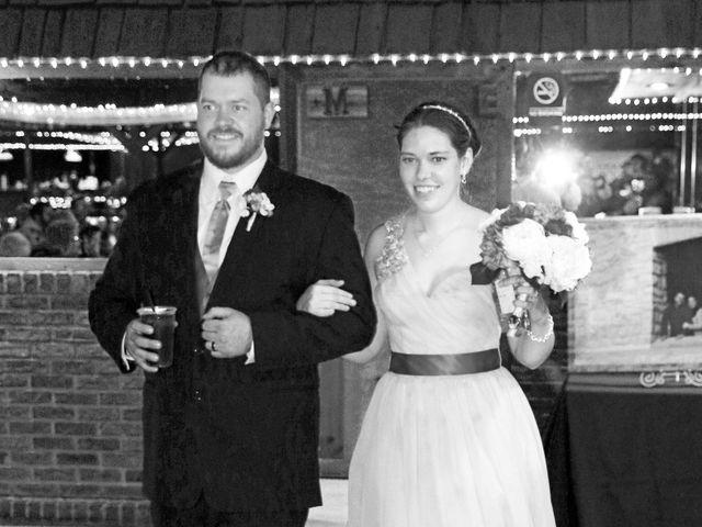 Scott and Heather's Wedding in Pittsburg, Kansas 10