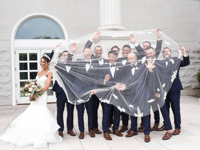 Robert  and Joni 's Wedding in Somerset, New Jersey 4