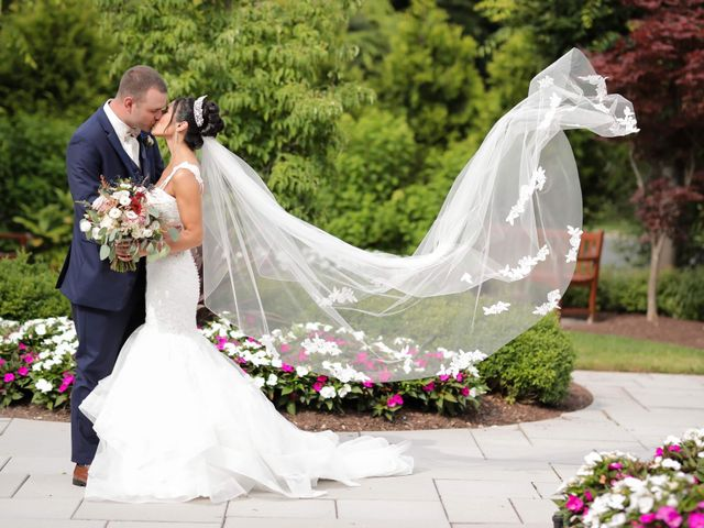 The wedding of Joni  and Robert