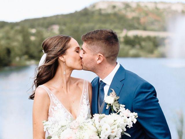 The wedding of Lauren and Matt