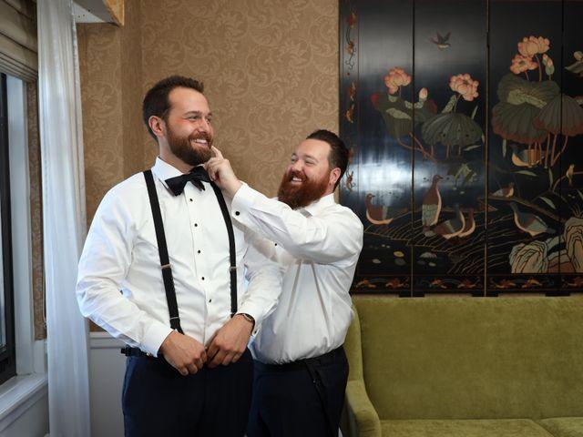 Ryan and Sara's Wedding in Chicago, Illinois 9