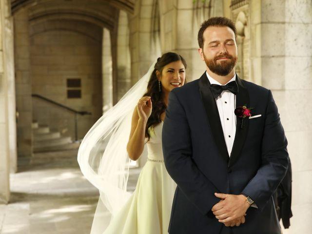 Ryan and Sara's Wedding in Chicago, Illinois 16