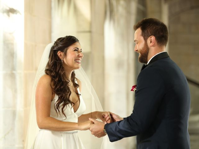 Ryan and Sara's Wedding in Chicago, Illinois 17