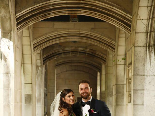 Ryan and Sara's Wedding in Chicago, Illinois 19